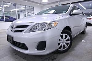 2013 Toyota Corolla CE, POWER GROUP, HEATED SEATS, ONE OWNER, NO