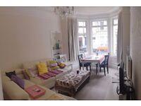 Double bedroom in cozy shared flat, near canal in quiet neighbourhood