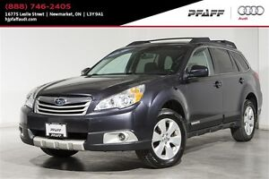 2012 Subaru Outback 2.5 I Touring Package 6sp