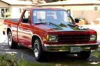 HISTORICAL 1982 CHEVROLET S10 PICKUP TRUCK