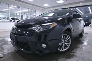 2014 Toyota Corolla LE, ALLOYS, ROOF, BACKUP CAM, ONE OWNER, NO
