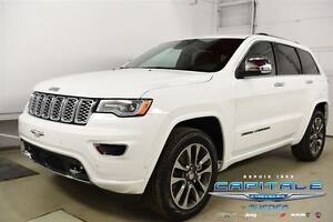 2017 Jeep Grand Cherokee OVERLAND*NAVIGATION*TOIT PANORAMIQUE
