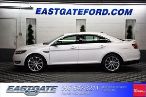 2016 Ford Taurus Limited only 8956km's!!