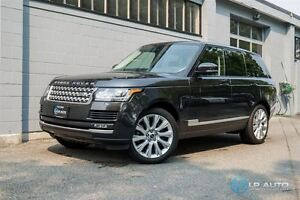 2013 Land Rover Range Rover Supercharged! Only 52000kms! Easy Ap