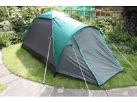 Pro Action 2 Man single skin Dome Tent put up once as new