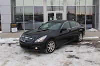 2012 Infiniti G37 G37X SPORT! NAVI! FULLY LOADED!