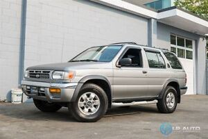 1999 Nissan Pathfinder Chilkoot Trail!! Only 183000kms!!