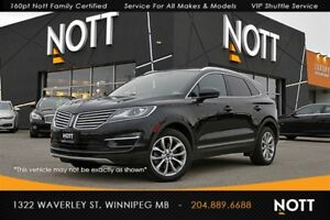 2015 Lincoln MKC 2.3L AWD 1 Owner Nav Cam Heated/Cooled Leather