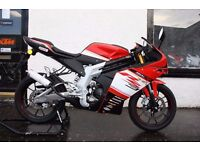 Rieju RS3 50LC Pro Racing 50 50cc Yamaha AM6 Sports Motorcycle Flexible Payments & Delivery