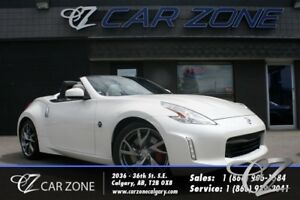 2014 Nissan 370Z Touring, Convertible, Only 20,000 kms