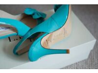 LK BENNETT new heels with box purchased for £225, size UK4