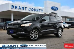 2013 Ford Escape SE - 4WD, CLEAN CARPROOF, NAV, POWER LIFTGATE!