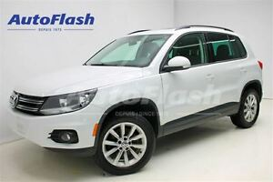2014 Volkswagen Tiguan 2.0T 4Motion Comfortline *Cuir/Leather* T