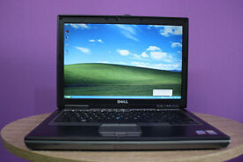 "Dell D820 Notebook Laptop DVD/RW 15"" Screen, WiFi - BARGAIN"