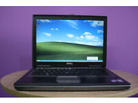"Dell D820 Notebook Laptop DVD/RW 15"" Screen, WiFi - BARGAIN"