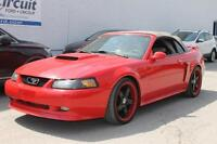 "2002 FORD MUSTANG GT CONV.MAGS 20"" V8"