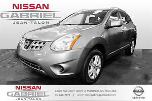 2013 Nissan Rogue SV AWD ONE OWNER/NEVER ACCIDENTED/AWD/SUNROOF/