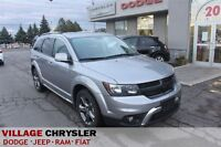 2015 Dodge Journey CROSSROAD 7PASS,LEATHER,PWR/SUNROOF,HEATED FR