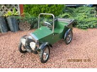 Pedal Car for Sale - Racing Green