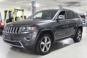 2016 Jeep Grand Cherokee LIMITED 4X4 *CUIR/TOIT/NAV/CAMERA RECUL