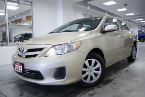 2013 Toyota Corolla CE, POWER GROUP, ONE OWNER, NO ACCIDENT, FUL