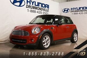 Mini Cooper 2013 + ENSEMBLE STYLE + INDISPENSABLE + TOIT PANO +