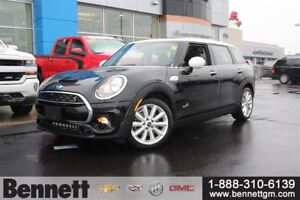 2017 MINI Cooper Clubman Cooper S  - Leather, heated seats, sunr