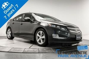2015 Chevrolet Volt Electric CUIR, BANCS CHAUFFANTS, CAMERA DE R