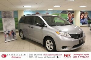 2015 Toyota Sienna LE FWD 7-Passenger