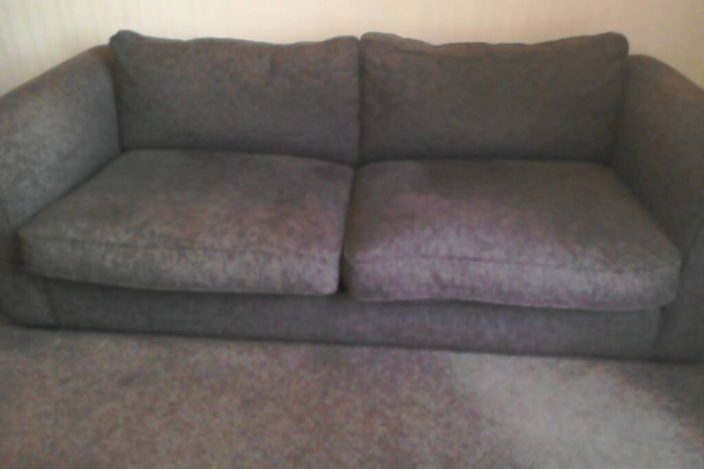 Large settee excellent condition