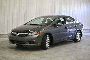 Honda Civic SEDAN EX 2012 *52 500 KM SEULEMENT*