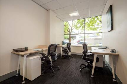 Dedicated Co-Working desk with Admin Services near Kew Junction!