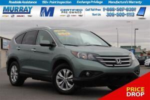 2013 Honda CR-V Touring AWD*NAV SYSTEM,BACKUP CAMERA*