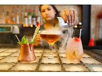 Independent Brixton Bar Restaurant recruiting Waiter / Waitress / Bartender / Chef / Kitchen Porter