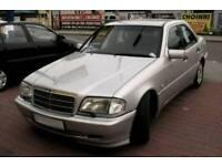 Breaking Mercedes Benz w202 202 C230 C180 C220 C200 C320 Diesel Petrol C Class estate spares for sale  Moseley, West Midlands