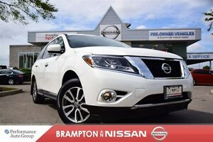 2014 Nissan Pathfinder SL *Leather,Navigation,Rear view monitor*