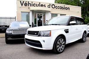 2013 Land Rover Range Rover Sport Supercharged  2.9% CERTIFIÉ 6