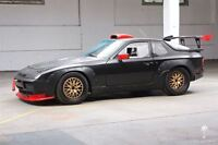 1987 Porsche 944 Turbo Race Car (Not Street Legal)