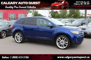 2013 Ford Edge SEL ALL WHEEL DRIVE/NAVIGATION/B.CAM/MUST SEE