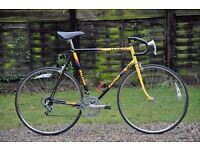 RALEIGH BIKES WANTED. 1960'S, 1970'S, 1980'S. PARTICULARLY OLD ROAD RACER BIKES. CASH ON COLLECTION