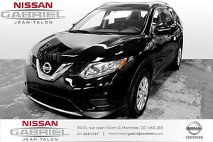 2015 Nissan Rogue S FWD ONE OWNER ONLY 26000KM FWD