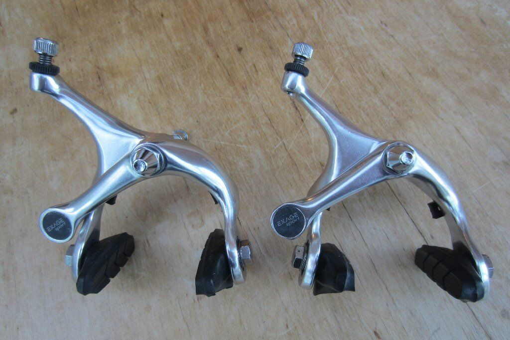 Vintage Shimano Alloy Caliper Side-Pull Brakes – BR-A450 (57-type), EXAGE  Sport | in Bournemouth, Dorset | Gumtree