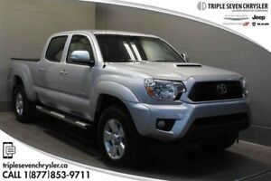 2012 Toyota Tacoma 4x4 Dbl Cab V6 5A Bluetooth - Alloy Wheels -