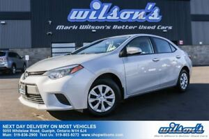 2014 Toyota Corolla LE AUTOMATIC! BLUETOOTH! POWER PACKAGE! AIR