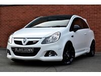 *FINANCE* VAUXHALL CORSA VXR 1.6T ARCTIC EDITION - **VERY LOW MILES JUST 15K!**