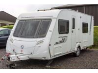 Swift Coastline 550 SE - 2009, 4 Berth, Caravan , Fixed French Bed, End Washroom