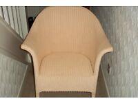 Vintage Lloyde Loom Bedroom Chair