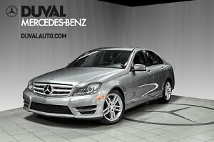 2013 Mercedes-Benz C-Class 300 4MATIC + GPS Navi