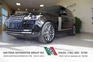 2014 Land Rover Range Rover SUPERCHARGED LOADED