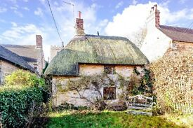 Grade 2 listed two bed cottage in Steeple Aston